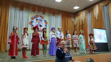 Стартував відбірковий етап конкурсу «А я просто українка, україночка»