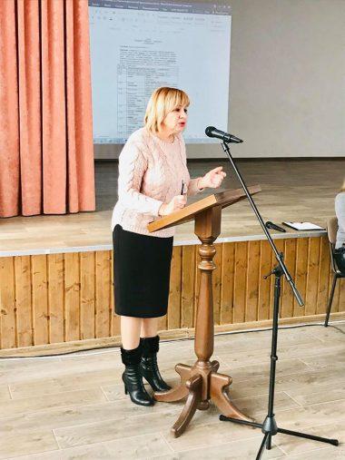 Для вчителів відбувся семінар-тренінг у форматі «WORKSHOP»