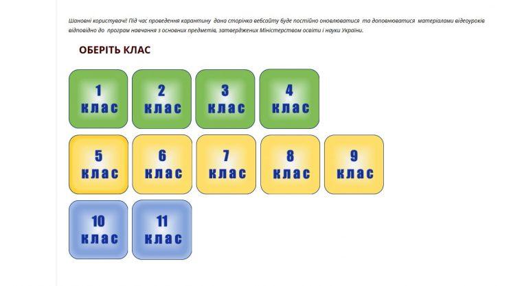 Одеські вчителі підготували відеозаписи уроків для дистанційного навчання