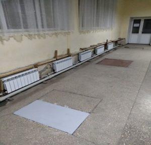 Проведення ремонтних робіт у закладах освіти Київського району м. Одеси