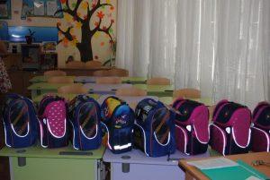 Майбутні першокласники міста отримали свого першого рюкзака