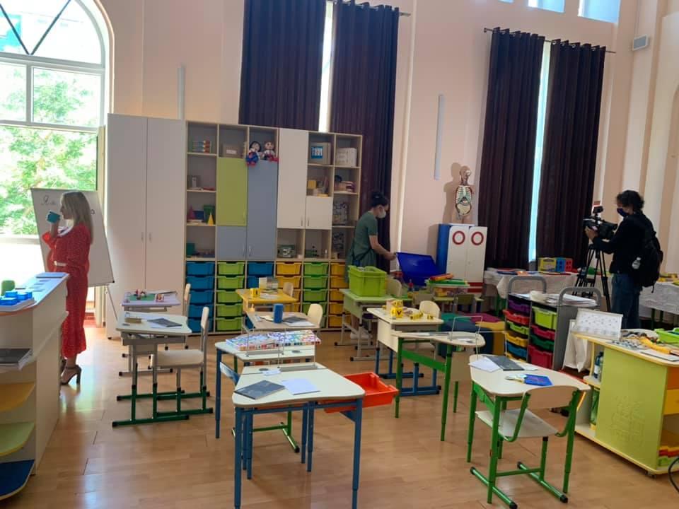 II Всеукраїнська літня школа в Одесі