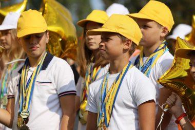Олімпійський урок у Одеському ліцеї «Фонтанський»