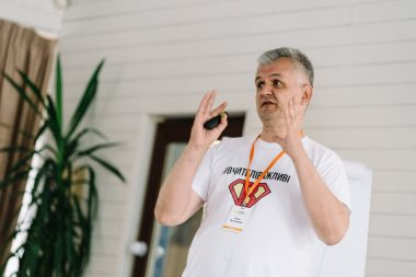 Одеський учитель інформатики увійшов до десятки найкращих вчителів України 2020