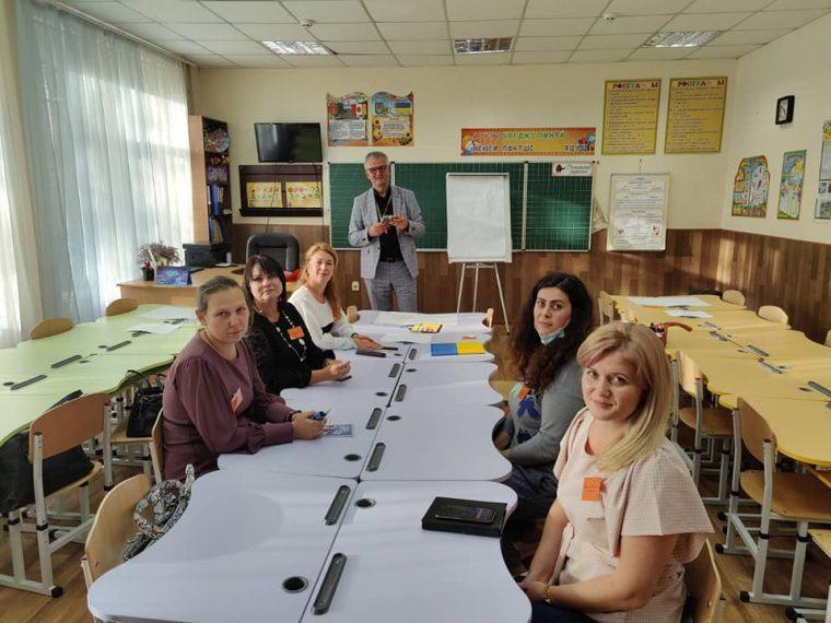 Київський район: робота Відкритого освітнього форуму