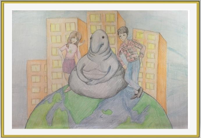 В Одесі відбувся конкурс малюнку «Як я розумію ґендер»
