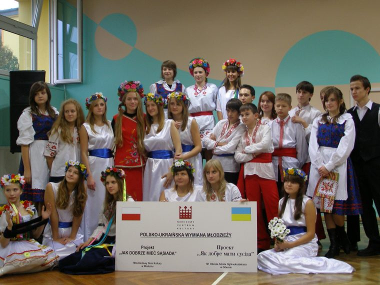 Міжнародне співробітництво Одеської СШ №121