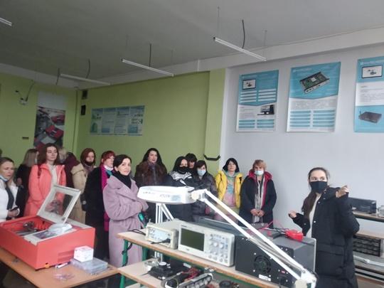 #MiRONAFT FabLab відвідали слухачі Школи резерву керівних кадрів