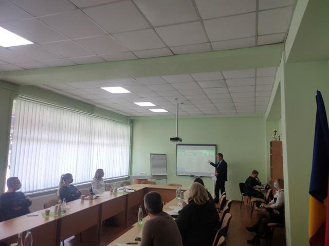 Зустріч з депутатами Одеської міської ради
