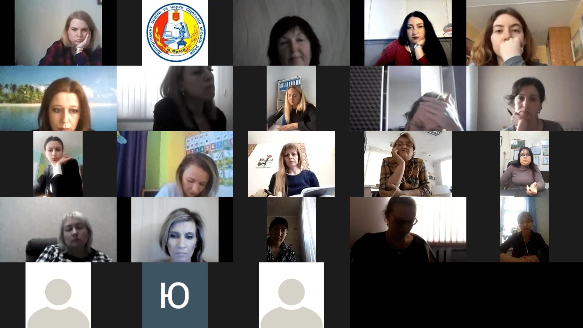 Зустріч з випускниками ПНПУ імені К.Д. Ушинського