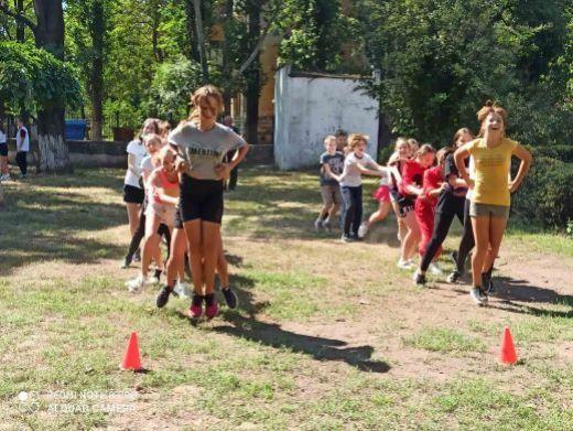 Всеукраїнський фізкультурно-оздоровчий захід «Рух - це здорово»