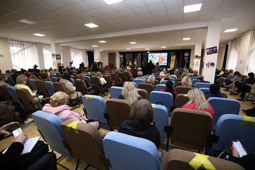 В Одесі відбулася конференція щодо безпеки учасників освітнього процесу