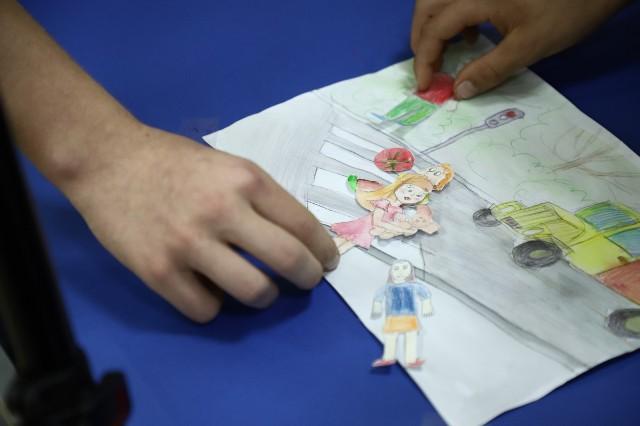 Студія мультиплікації для дітей з інвалідністю