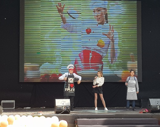 В Одесі відбулася фінальна гра Шкільної Ліги сміху на «Кубок мера»