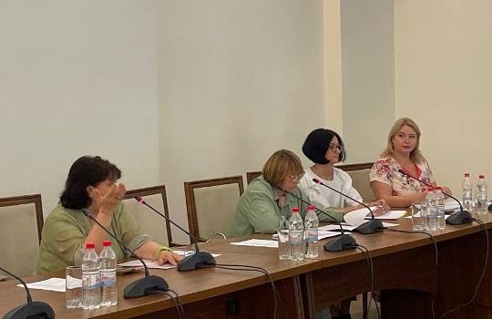 Проведення засідання комісії з контролю за організацією харчування окремих категорій громадян у м. Одесі