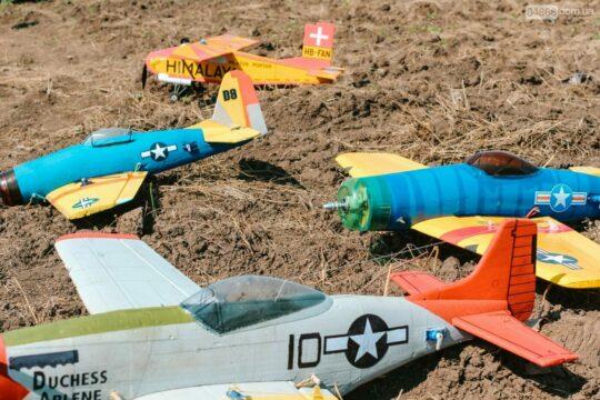 Юні авіамоделісти здобули перемогу в обласних змаганнях