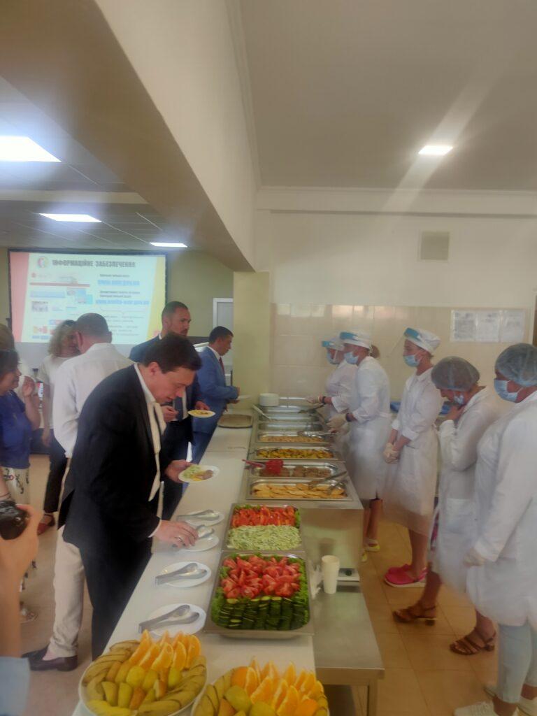Міністр освіти і науки України відвідав Одеський НВК № 125