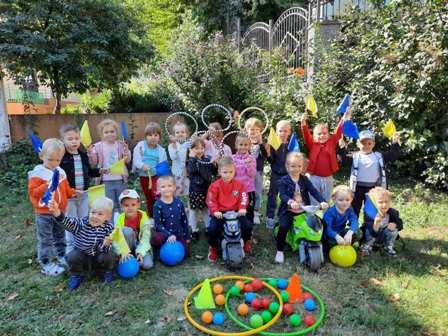 Всеукраїнський олімпійський урок та Олімпійський тиждень – 2021