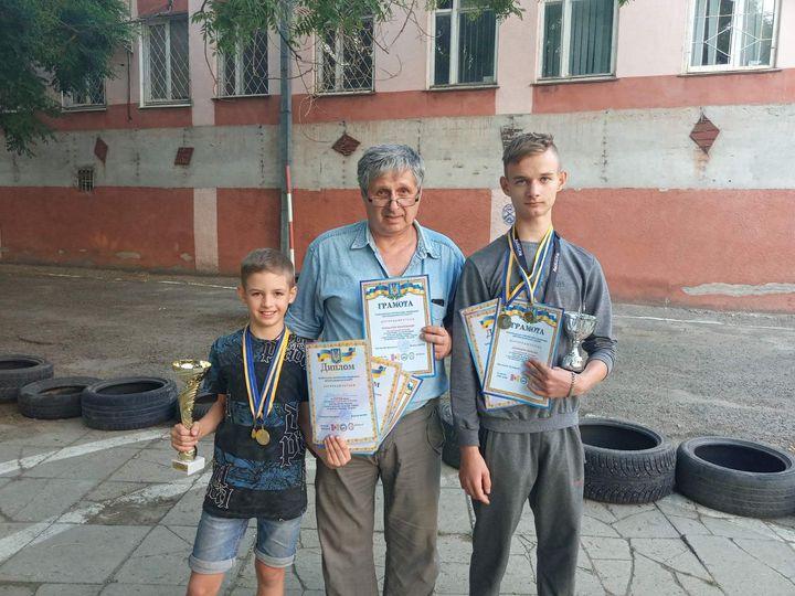 Юні одесити здобули перемогу на чемпіонаті України з радіокерованих моделей