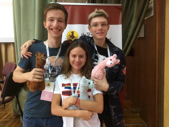 Міжнародний конкурс «World Scholar's Cup»