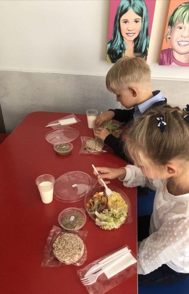 У школах м. Одеси розпочалося впровадження безглютенового та безлактозного меню